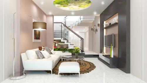 Biệt thự 2 tầng đẹp