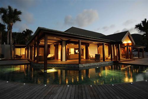 Biệt thự hiện đại đẹp nhất thế giới