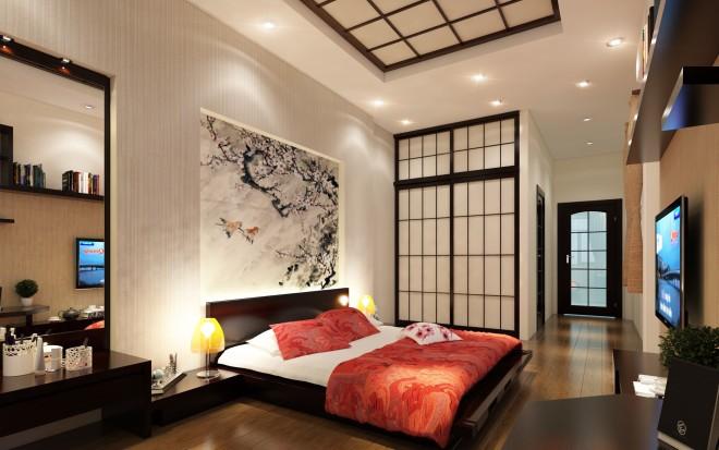 thiết kế biệt thự phong cách Á Đông