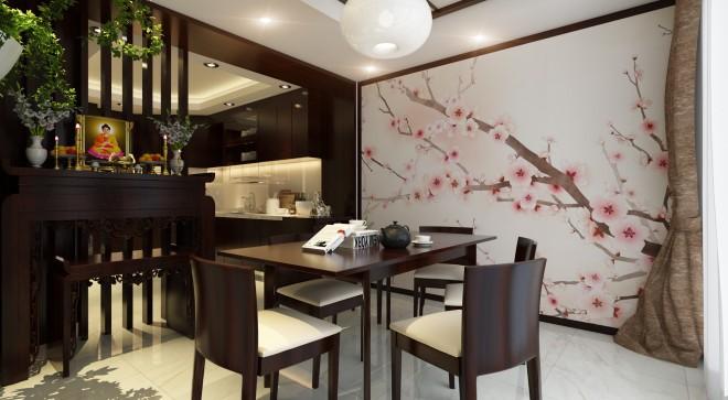 thiết kế biệt thự kiểu Nhật
