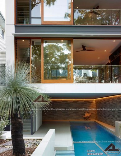 Thiết kế nội thất biệt thự hiện đại sang trọng