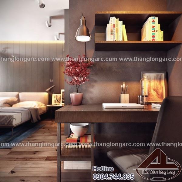 thiết kế nội thất phòng ngủ tuyệt đẹp