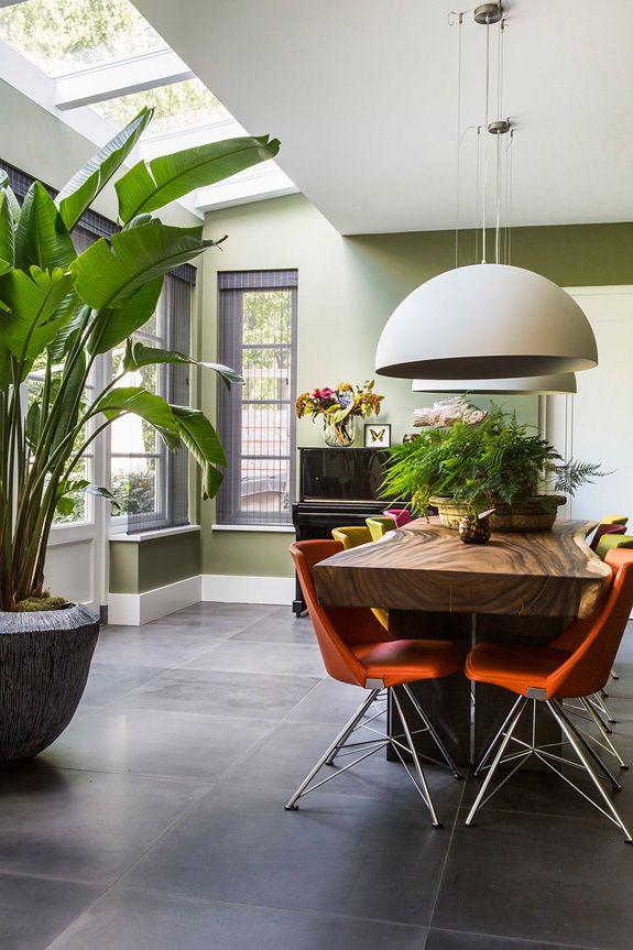 thiết kế nội thất hài hòa với thiên nhiên