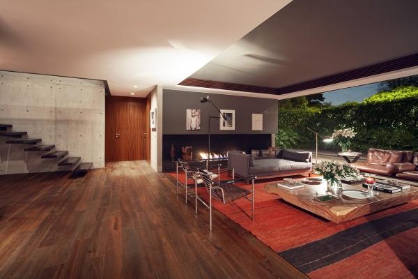 Phòng khách hiện đại đẹp