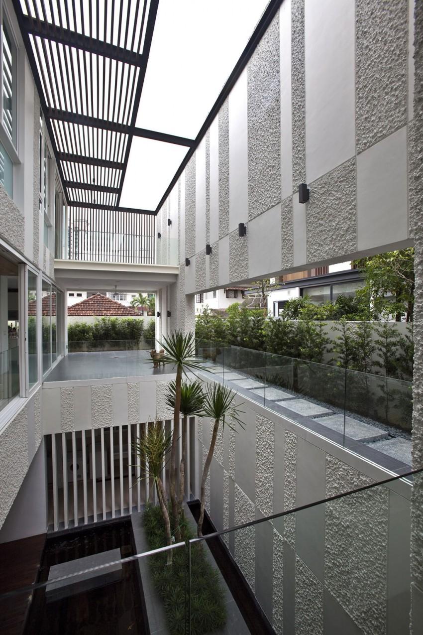 biệt thự hiện đại 2 tầng đẹp nhất