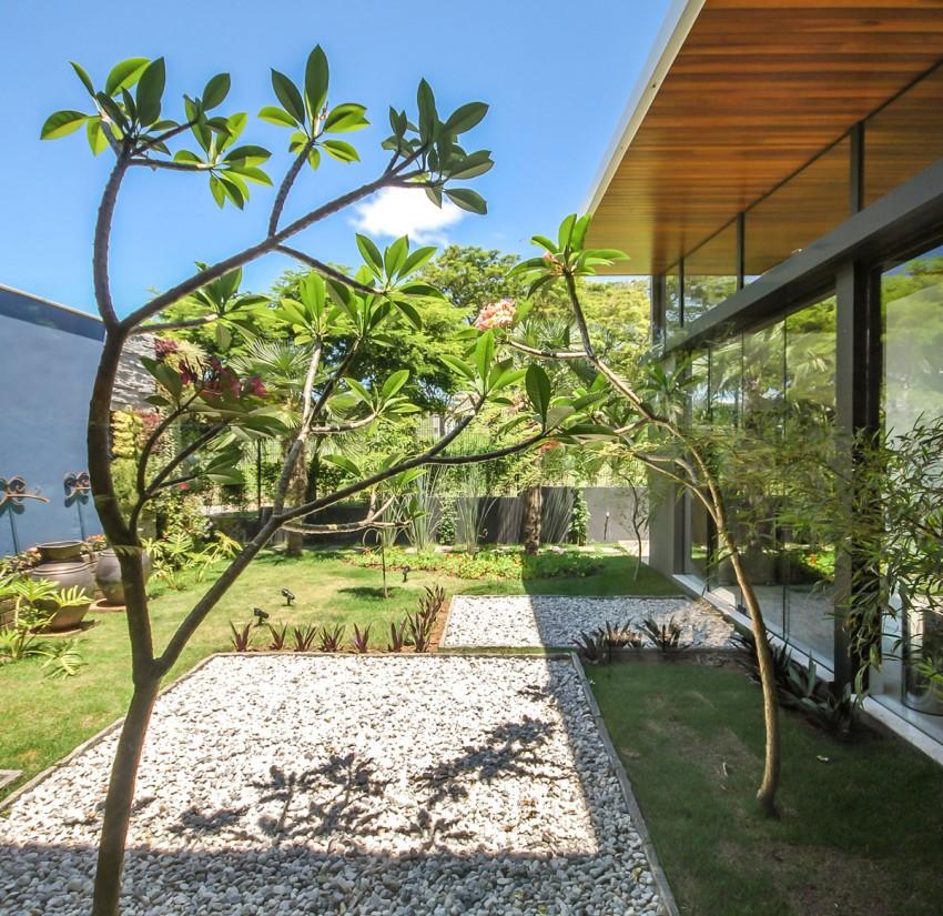 biệt thự vườn hiện đại