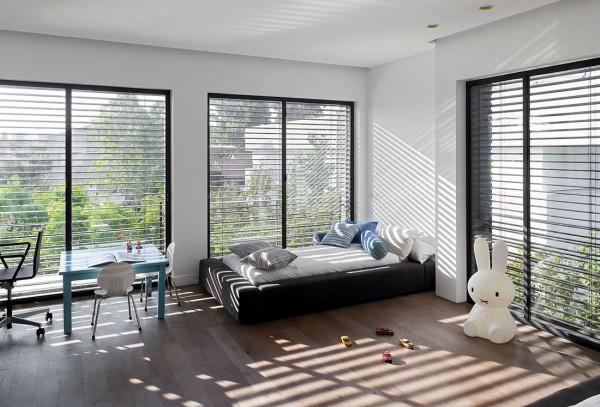 biệt thự hiện đại đẹp phòng ngủ