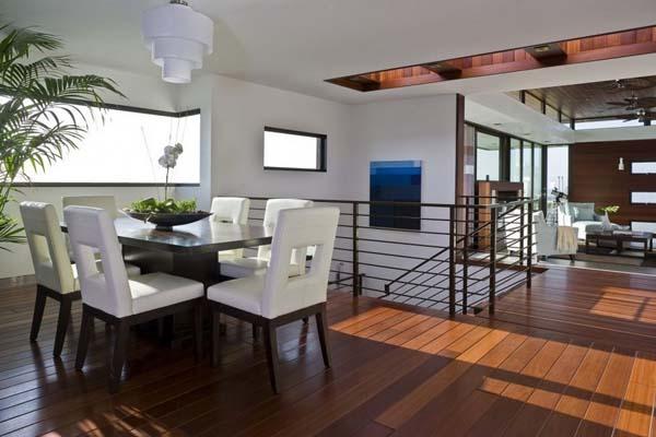 biệt thự hiện đại bằng gỗ