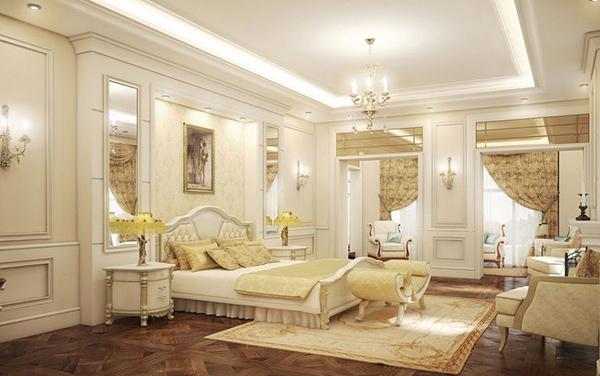 biệt thự cổ điển 1 tầng