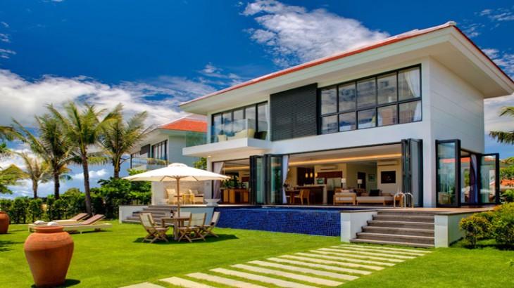 Địa thế đất hình chữ nhật sẽ tốt khi xây nhà