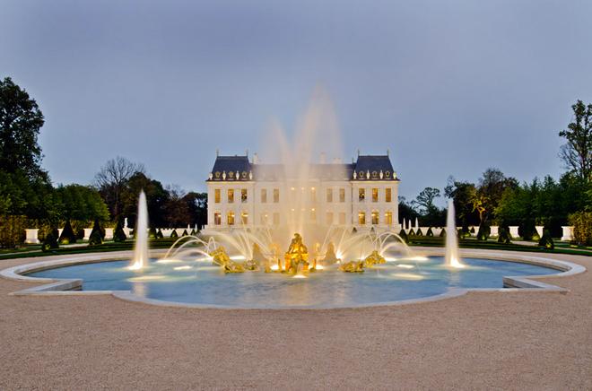 Biệt thự vườn đẹp nhất thế giới