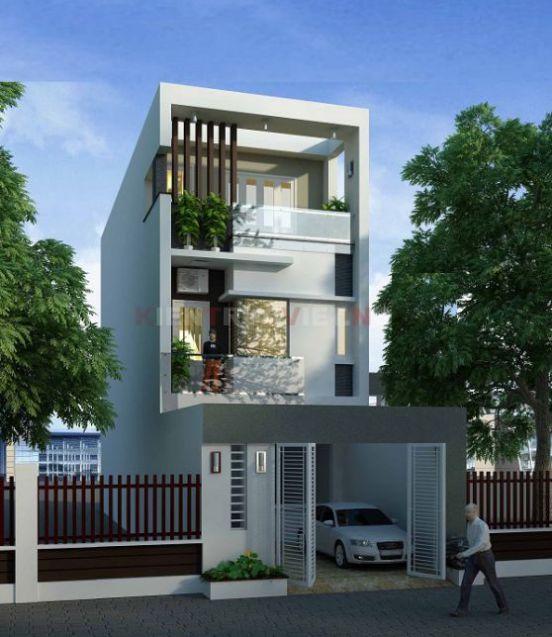 thiết kế nhà 60m2